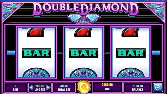 Double Diamond Slot ITG