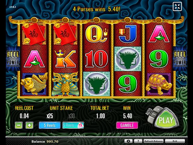 5 Dragons Slot Machine Aristocrat