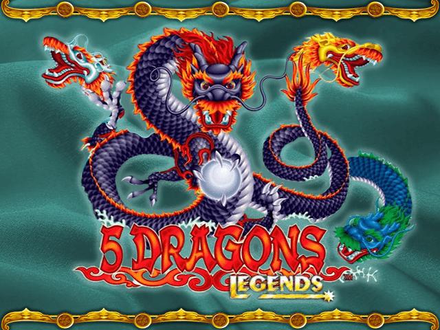 5 Dragons Slot Aristocrat