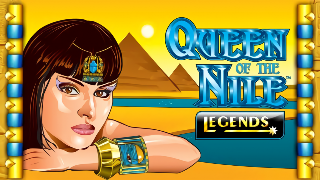 Queen of the Nile Slot Machine for free