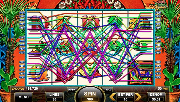 Jumpin Jalapenos Slot Game