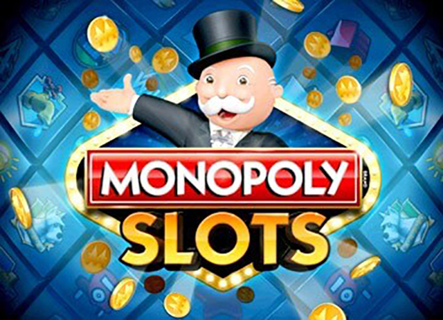 Monopoly Slot Machine WMS