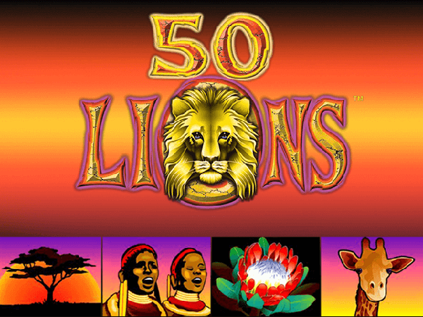 50 Lions Slot Aristocrat
